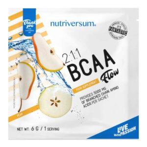 Nutriversum FLOW-2:1:1 BCAA körte - 6g