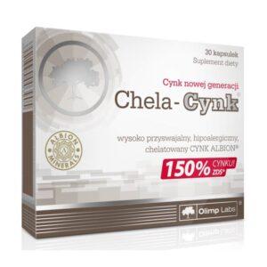 Olimp Labs Chela-Cink kapszula - 30db