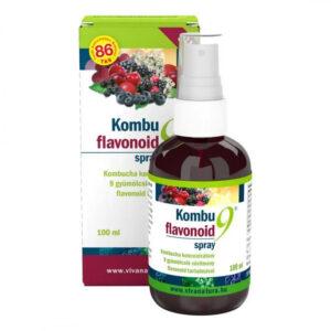Kombucha Kombuflavonoid 9 spray - 100ml