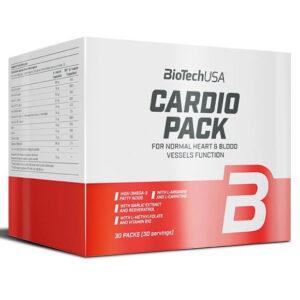 BioTech USA Cardio Pack - 30 csomag