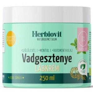 Herbiovit Vadgesztenyés lábkrém - 250ml