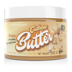 Nutriversum FOOD Cashew Butter (kesudióvaj) - 500g