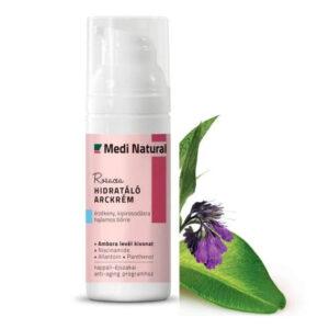 Medinatural Rosacea hidratáló arckrém - 50ml