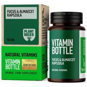 Vitamin Bottle Fucus Almaecet kapszula - 60db