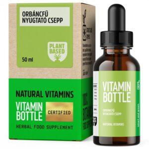 Vitamin Bottle Orbáncfű nyugtató csepp - 50ml